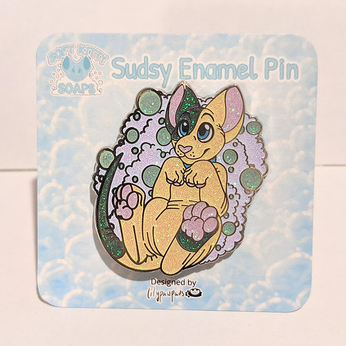 VARIANT Soft Kitty Soaps Pin