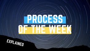 Process of the Week: explained
