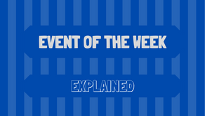Event of the Week: Explained
