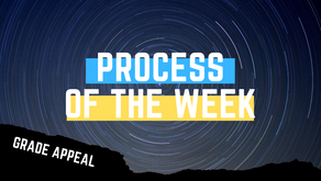 Process of the Week: Grade Appeals