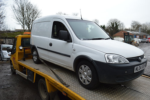 2004 Vauxhall Combo for Breaking/Parts