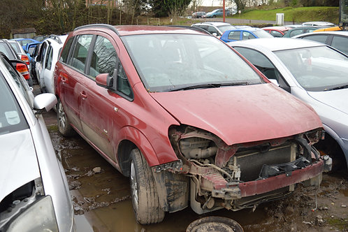 2006 Vauxhall Zafira for Breaking/Parts