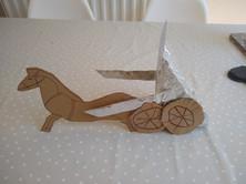 Ben's chariot