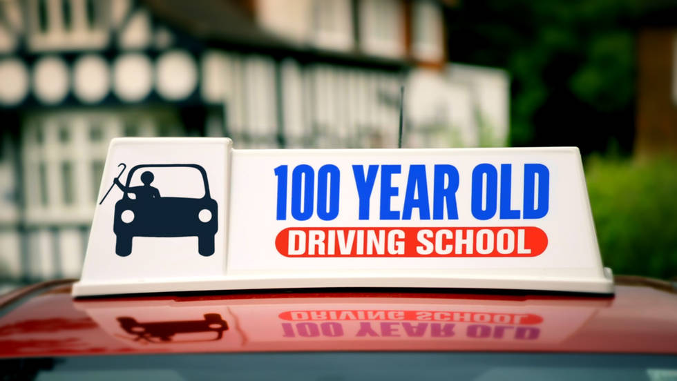 100 Year Old Driving School