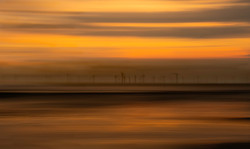 OFFSHORE WIND TURBINES by Laura Drury