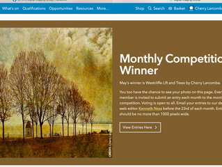 Win in RPS Digital Monthly Competition