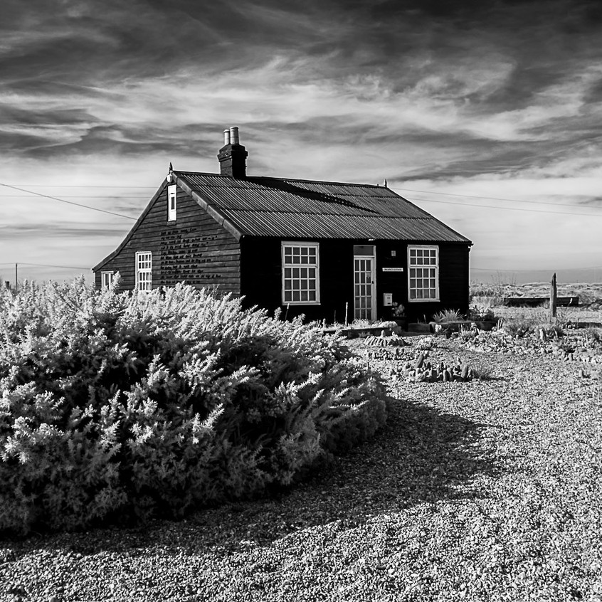 dungeness by Steve Lee