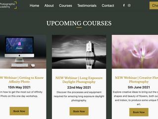 New Webinar