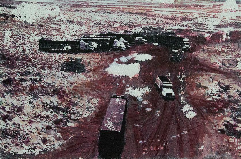 Los desechos son una extensión  de sus ciudades (Bordo)