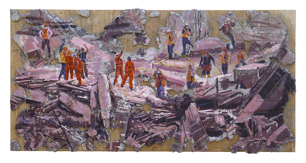 Escombros de un pasado urbano II