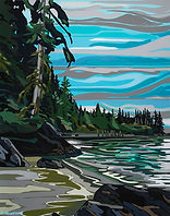 'Fishboat Bay' Kimberly Thompson Art.jpg