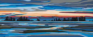 Frank Island II Kimberly Thompson Art.jp