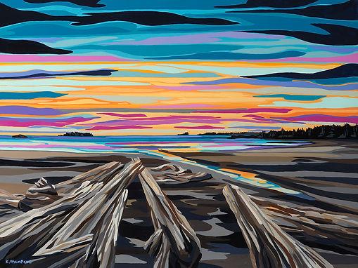 'North Chestermans' Kimberly Thompson Ar