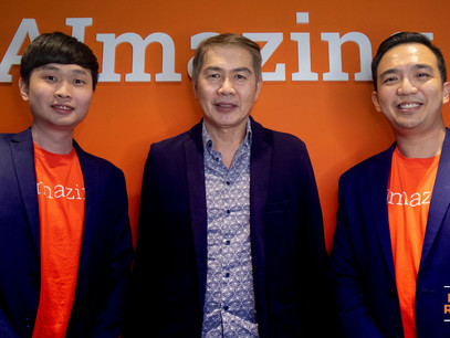 Aimazing Appoints New Special Advisor | Mr Lim Ming Yan, Chairman of Singapore Business Federation