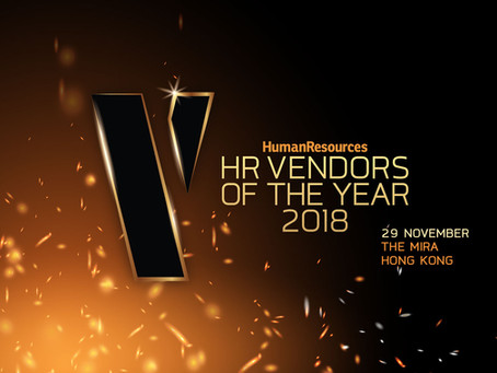 "GoHRM Obtained ""HR Vendors of the Year Awards 2018"""