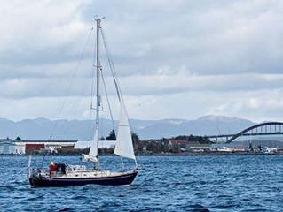 Ankommet Stavanger