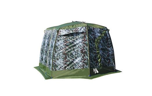 Универсальная палатка - баня  МА-6 с предбанником