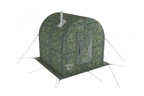 Мобильная походная баня ПБ-1 (размер 2х2 м)