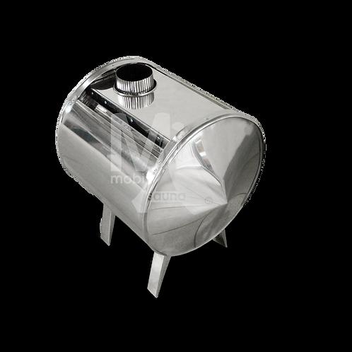 """Универсальная печь """"Пуля"""" для бани и обогрева палатки"""