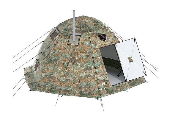 """Универсальная палатка УП-5 """"Берег"""""""