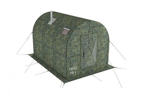 Мобильная походная баня ПБ-2 (размер 3х2 м)