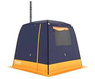 Мобильная баня-палатка МОРЖ Лайт