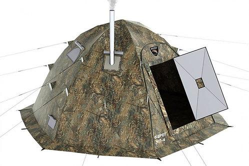 Палатка-шатер (зонт УП4) БЕРЕГ