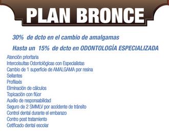 Plan bronce