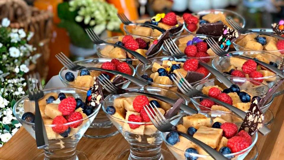 Candy Bar & Desserts