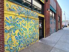 Honeygrow / Front Street Walls, 2020