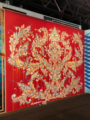 Tiny Room For Elephants Mural Fest 2019