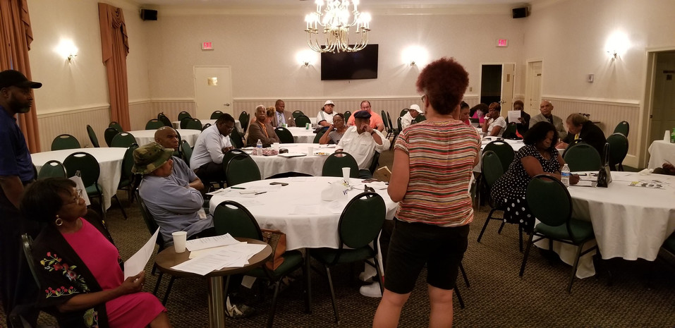 Stephanie Rizzie reports at Crusade meet