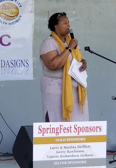 Sheilah Belle emcee for SpringFest.jpg