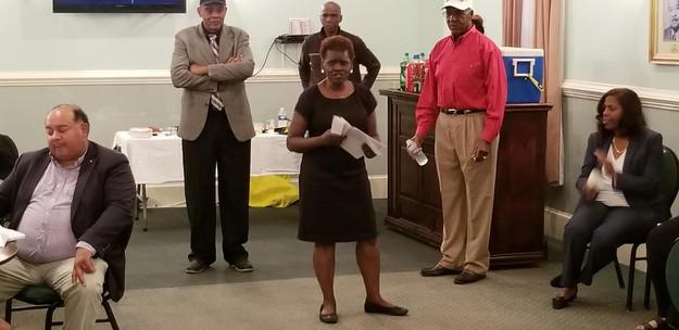 Joanne Henry at New Member reception.jpg