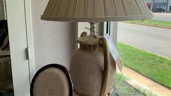 Harris Marcus - Stone Wash Lamp
