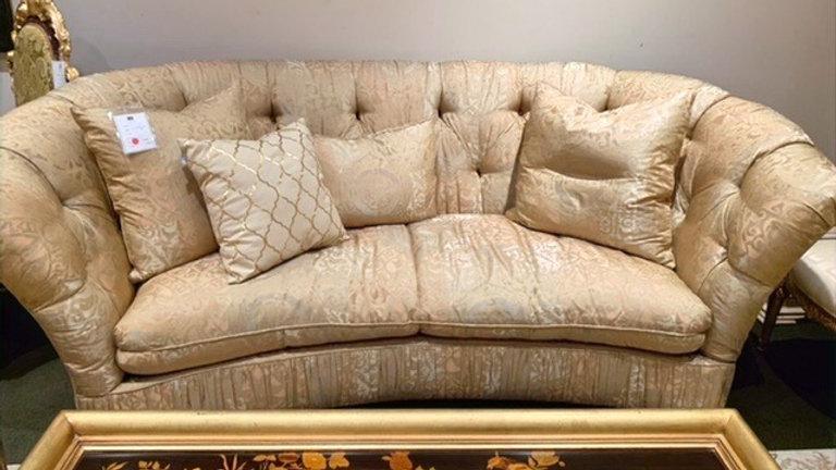 Henredon - Curved Sofa