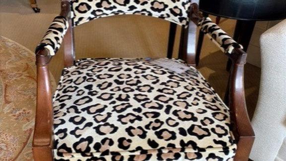 Baker - Jacques Garcia Fontaine Arm Chair