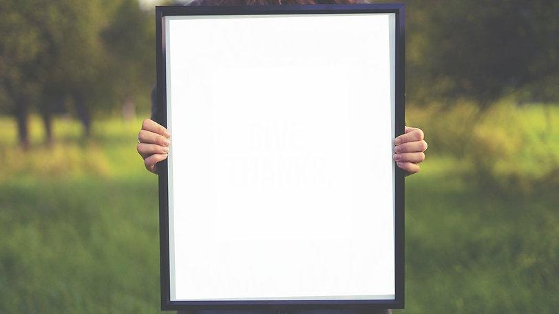 frame message