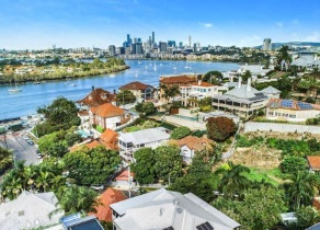 Brisbane had the best-performing luxury market on Australia's