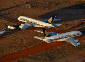 Alice Springs Is Running Out Of Space To Store Aircraft