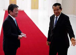 Japan, Cambodia reach expat travel deal