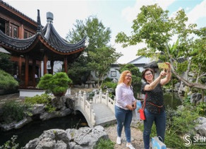 Expats take virtual tour of city's suburban splendours