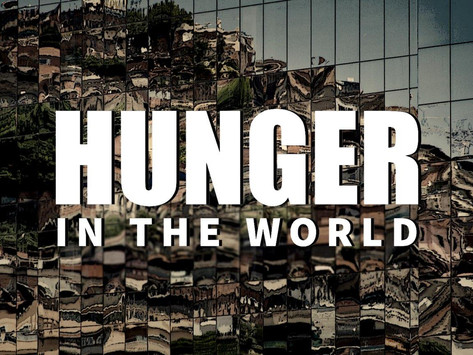 Hunger is the Story of Our Time