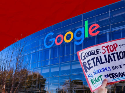 """We Built Google"" Union Leaders Speak Out"