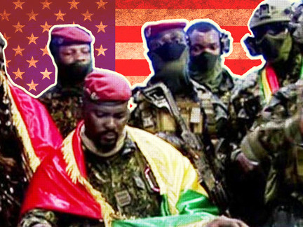 Guinea's Shiny New Military Government, Brought to You by U.S. Interference