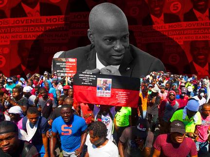 Haitian Farmers Fight Dictatorship