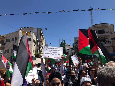 Palestine Strikes & Workers Everywhere Rise in Solidarity