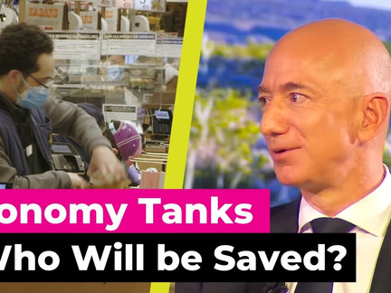 Economy Tanks: Who Gets a Lifeboat, Who Drowns?