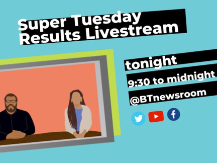 #SuperTuesday Live Show