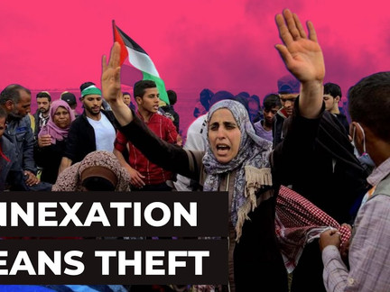 'They're Trying to Make the West Bank the Next Gaza'